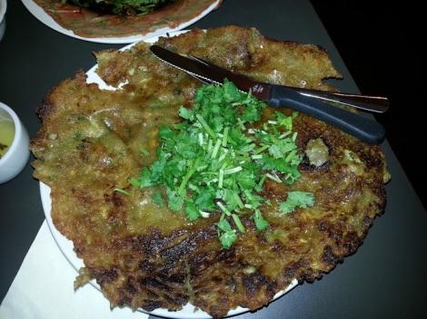 Phonmh Penh Oyster Pancake