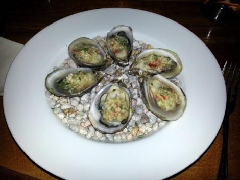 AOTT Oysters