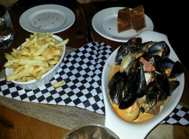 Flying Pig Mussels
